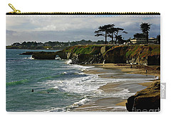 Santa Cruz Beach Carry-all Pouch