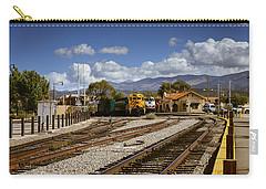 Santa Fe Rail Road Carry-all Pouch