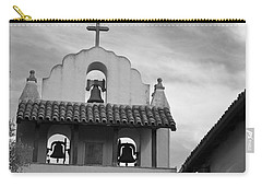 Santa Ines Mission Bell Tower Carry-all Pouch