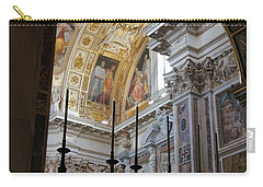 Santa Maria Maggiore Carry-all Pouch by Debi Demetrion