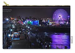 Santa Monica Pier 5 Carry-all Pouch
