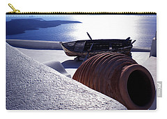 Santorini Island Early Sunset View Greece Carry-all Pouch