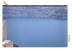Santorini Sail Carry-all Pouch