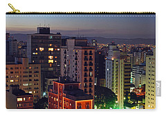 Sao Paulo Downtown At Dusk Carry-all Pouch