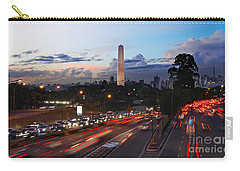 Sao Paulo Skyline - Ibirapuera Carry-all Pouch