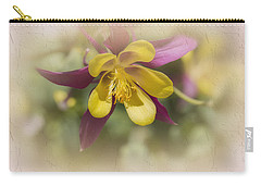 Carry-all Pouch featuring the photograph Sarah by Elaine Teague