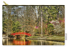 Sarah P. Duke Gardens Carry-all Pouch