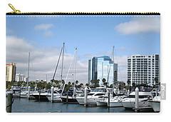 Sarasota Fl Usa Carry-all Pouch by Oksana Semenchenko