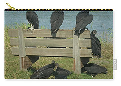 Sarasota Vultures Carry-all Pouch