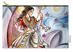 Saraswati Carry-all Pouch by Harsh Malik
