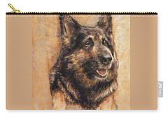 Sasha German Shepherd Carry-all Pouch