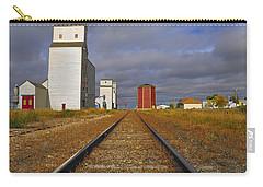 Saskatchewan Prairies Carry-all Pouch