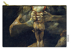 Saturn Devouring His Son Carry-all Pouch