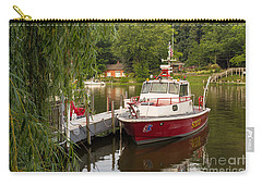 Saugatuck Fire Boat Carry-all Pouch