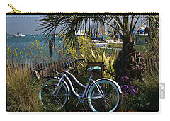 Sausalito Summer Carry-all Pouch