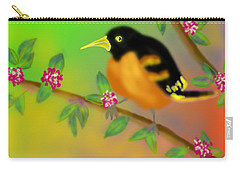 Save My Beautiful World Carry-all Pouch by Latha Gokuldas Panicker
