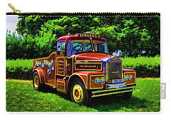 Scammell Highwayman - Color Carry-all Pouch