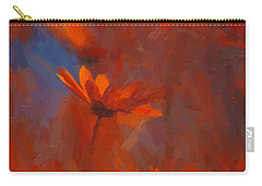 Scarlet Petals  Carry-all Pouch