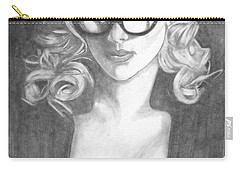 Scarlett Johansson Carry-all Pouch