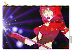 Scarlett Lights 1a Carry-all Pouch