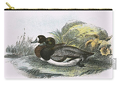 Scaup Duck Carry-all Pouch by English School