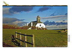 Scene From Giants Causeway Carry-all Pouch
