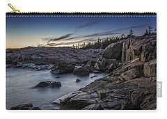 Schoodic Twilight Carry-all Pouch