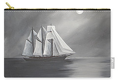Schooner Moon Carry-all Pouch