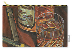 Scotch And Cigars 3 Carry-all Pouch