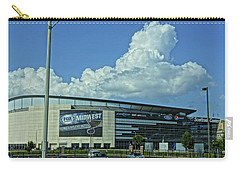 Scottrade Center Home Of The St Louis Blues Carry-all Pouch