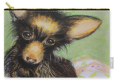 Scrapper Carry-all Pouch by Jeanne Fischer