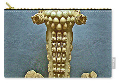 Sculpture Of Artemis-goddess Of Fertility In Ephesus Museum-turkey Carry-all Pouch