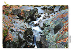 Sculptured Rocks Carry-all Pouch