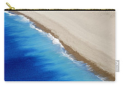 Sea And Sand Carry-all Pouch by Wendy Wilton