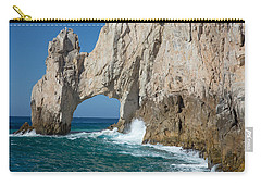 Sea Arch El Arco De Cabo San Lucas Carry-all Pouch