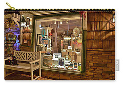 Sea Finds Side Window - Rehoboth Beach Delaware Carry-all Pouch