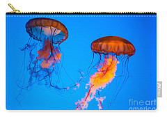 Sea Nettles Carry-all Pouch