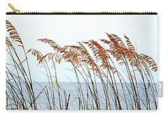 Sea Oats And Serenity Carry-all Pouch