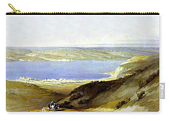 Sea Of Galilee Carry-all Pouch