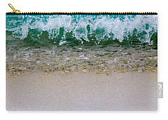 Sea Shore Colors Carry-all Pouch