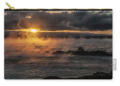 Sea Smoke Sunrise Carry-all Pouch