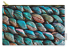 Seagrass Blue Carry-all Pouch