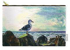 Seagull Lookout Carry-all Pouch