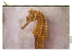 Seahorse Still Life Carry-all Pouch