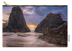 Seal Rock 2 Carry-all Pouch by Jacqui Boonstra