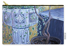 Sean's Planter Carry-all Pouch by Brenda Brown