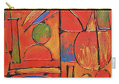 Searching For My Soul Carry-all Pouch by Jason Williamson