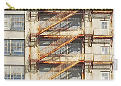 Sears Crosstown Fire Escape Memphis Tn Carry-all Pouch
