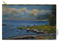 Seascape From Hamina 2 Carry-all Pouch