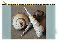 Seashells Spectacular No 24 Carry-all Pouch